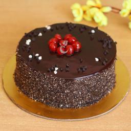 Truffle Delight - A Truffle Cake