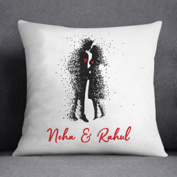 Classic love cushion For Him/Her