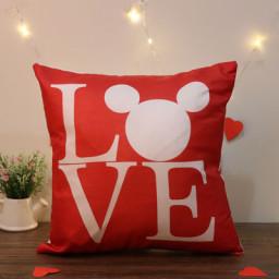 Red  Love Cushion  Gift