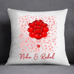 Romantic Couple - Cushion Gift