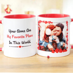Personalised Love Mug for Happy Couple