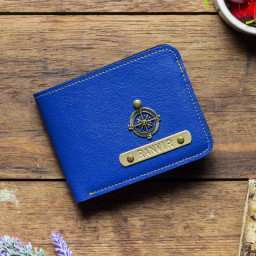 Classi Blue Men Wallet