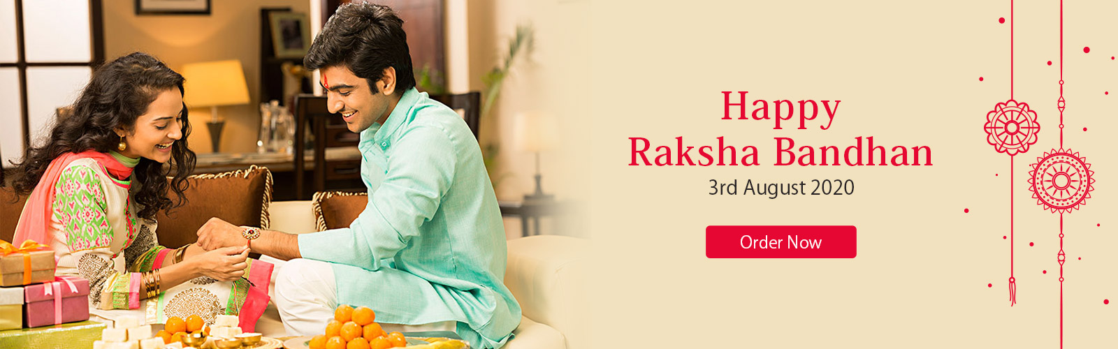 Same Day Delivery Rakhi online